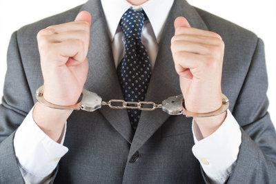 Im polizeilichen Führungszeugnis werden Vorstrafen notiert.