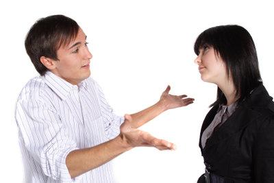 Ehekrisen können belastend sein.