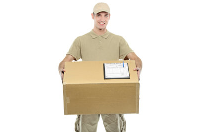Pakete per Nachnahme sind sicher.