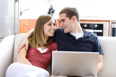 Bleiben Sie online mit Freunden verbunden.