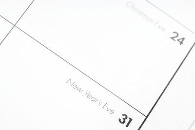 Einen Dienstplan in Word erstellen.