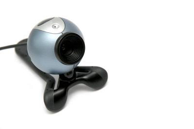 Die Webcam für Facebook konfigurieren.
