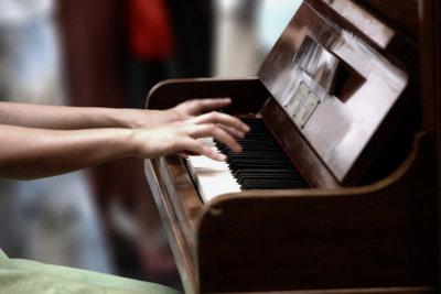 Auch Intrumentalstücke können interessante Lieder sein.
