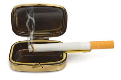 Nikotin schadet der Gesundheit.
