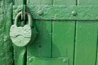 Nahezu jedes Türschloss lässt sich knacken.