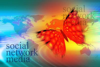 Social Networks sind in aller Munde