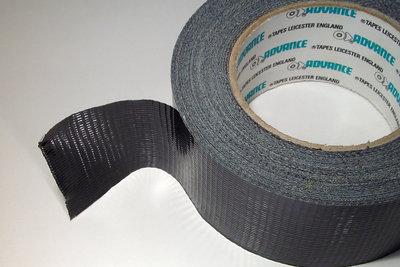 Es gibt sehr verschiedene Textilklebebänder.
