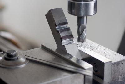 Fräsmaschinen kann man selber bauen.