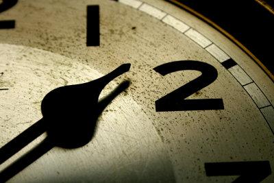 Alte Uhren haben einen besonderen Charme