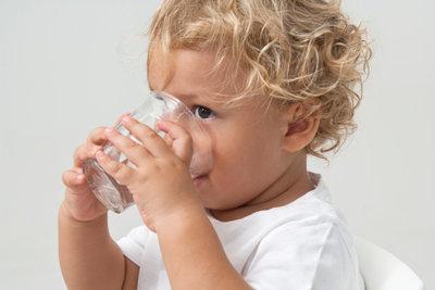 Trinken Sie qualitativ hochwertiges Wasser.