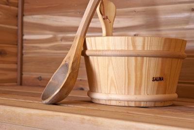 Eine Sauna dient Ihrer Gesundheit.