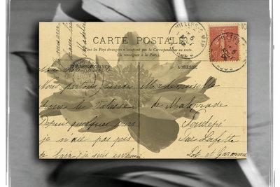 Postkarten aus Frankreich zur Erinnerung versenden.