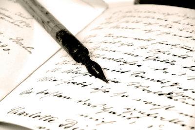 Gedichte sind nicht leicht zu interpretieren.