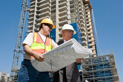 Auch eine Baufirma braucht ein Fundament.