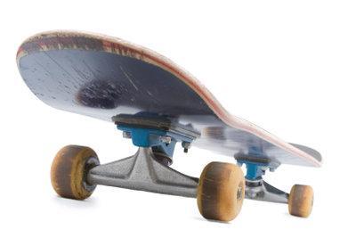 Skaterboarding die Trendsportart seit Jahren.