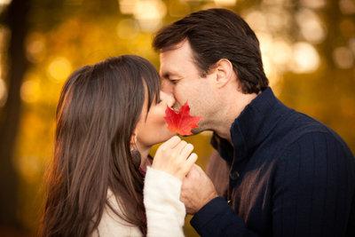 Küssen ist die innigste Sprache überhaupt.