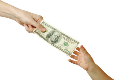 Taschengeld ist für Jugendliche wichtig.