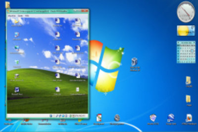 Lassen Sie Betriebssysteme parallel laufen.