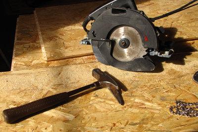 Bauen Sie einen Voltigierbock selber.