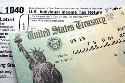 Als Selbstständiger können Sie Steuern sparen.