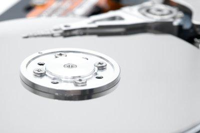 Retten Sie Daten einer formatierten Festplatte.