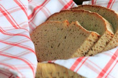 Brot und Marmite: die pefekte Symbiose.