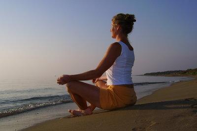 Herausfinden, ob Yoga im Trend liegt.
