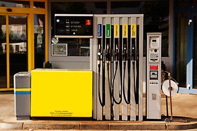Eine eigene Tankstelle - ein Traum?