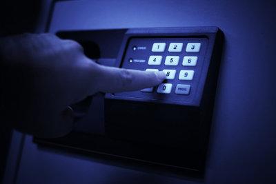 Ein vergessener Passcode kann gelöscht werden.