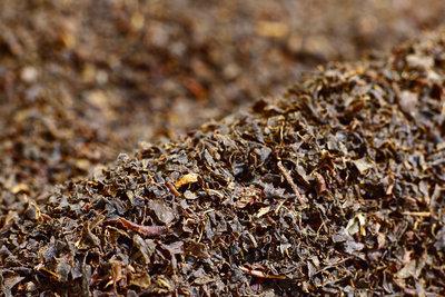 Ceylon Tee enthält hautpflegende Gerbstoffe.