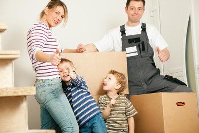 Wichtig nach dem Einzug: die Wohnungsummeldung.