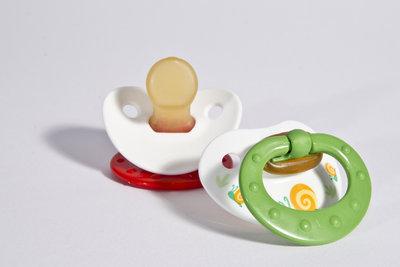 Babyutensilien sollten immer hygienisch sauber sein.