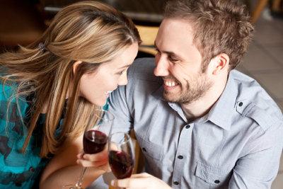 Romantische Dinners kann man selbst kochen.