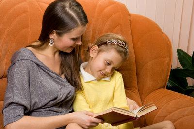 Gemeinsam zu lesen, lenkt ab.
