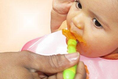 Babynahrungsrezepte für Karottenbrei
