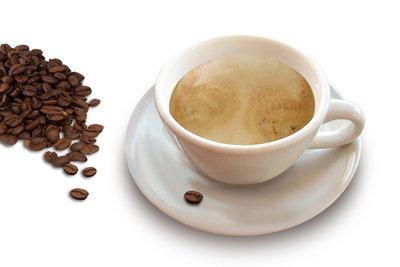 Von der Bohne bis zum Kaffee