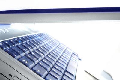 Sonderzeichen der Notebook-Tastatur nutzen