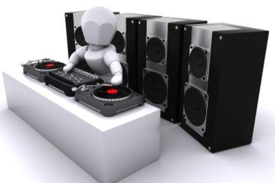 Coole Musik gehört zu jeder Party.