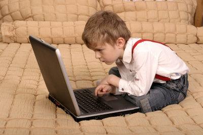 Kinderleicht den Bildschirm vergrößern