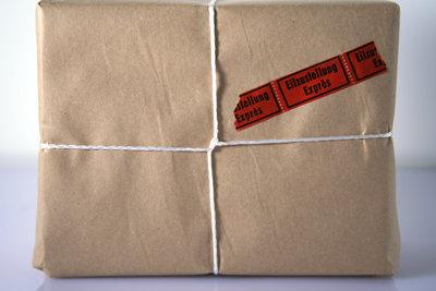Ein sicheres Paket mit Hermes.