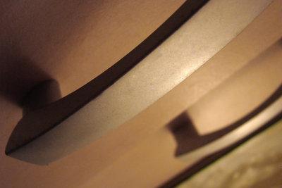 Bauen Sie Schubladen aus Kirschbaumholz.