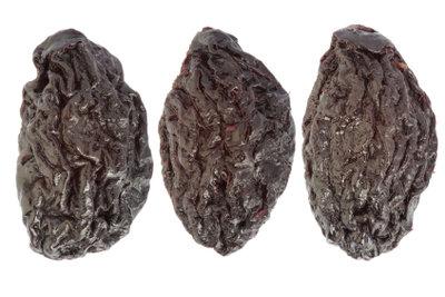 Trockenpflaumen helfen gegen Verstopfung.