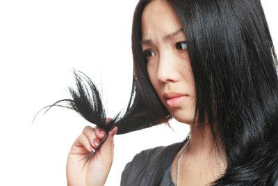 Feine Haare brauchen Styling.