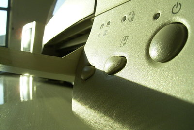 Mit einem Laserdrucker Graustufen drucken