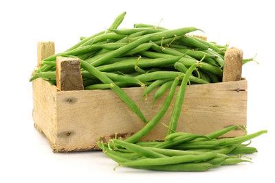 Brechbohnensalat ist ein Genuss auf Grillpartys.