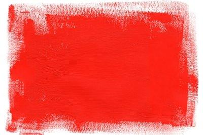 Individuelle Acrylfarben erstellen Sie mit Pigmenten.