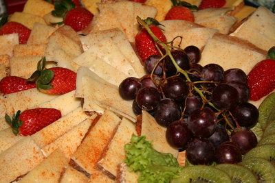 Käse und Rotwein sind tabu!
