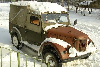 Alte Autos stoßen viele Schadstoffe aus.