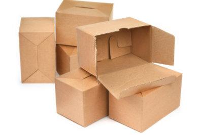 Pakete können online frankiert werden.