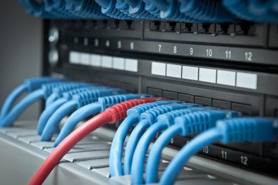 Router brauchen Zugangsdaten für das Internet.